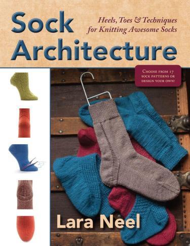 Sock Architecture by Lara Neel