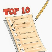 TOP TEN LIST: Word Retrieval Strategies