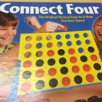 Using Connect 4 in Speech Therapy