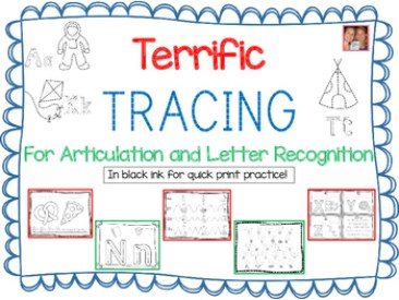 TERRIFIC TRACING - Copy