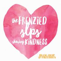 "The Frenzied SLPs Sharing Kindness Blog Hop & A FREE ""It's Nice To…. Mini-Book!"""
