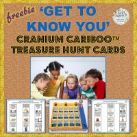 Get to Know You Cranium Cariboo™ Cards FREEBIE!