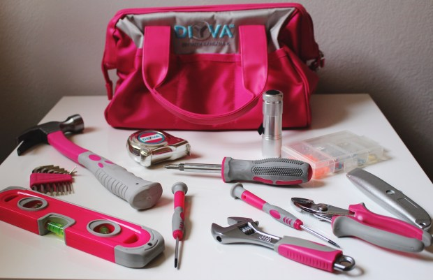DIYVA Tool Set in Pink