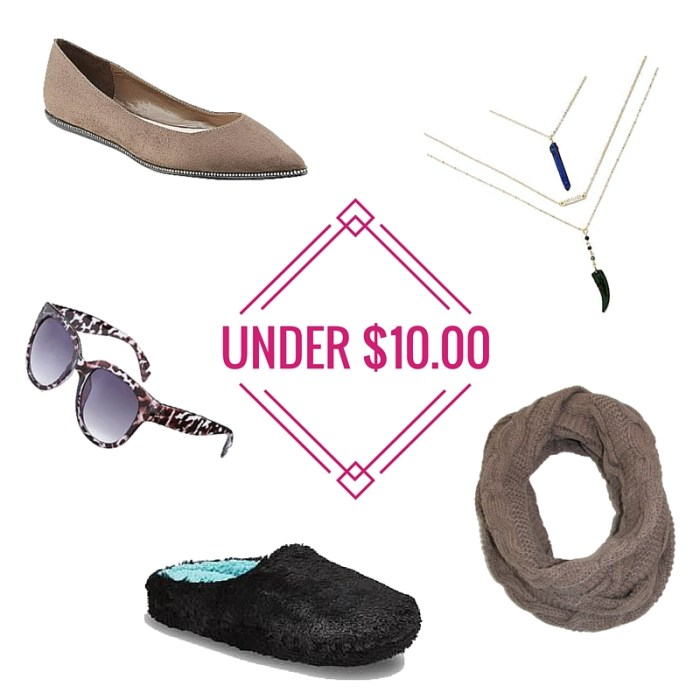 SearsStyle: Gifts Under $10.00