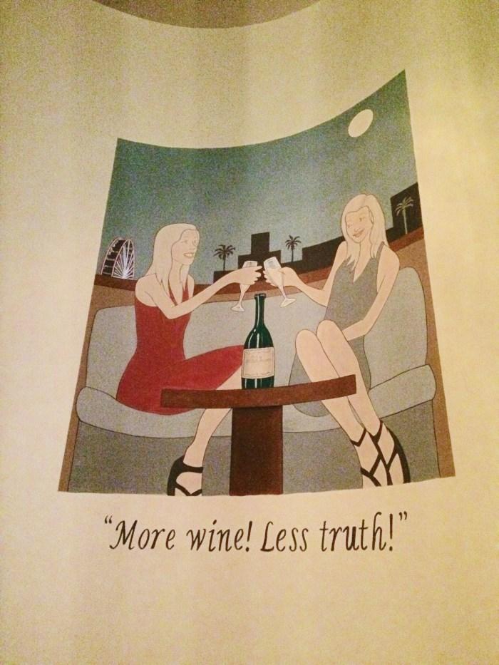 Sonoma Wine Garden by Twinspiration