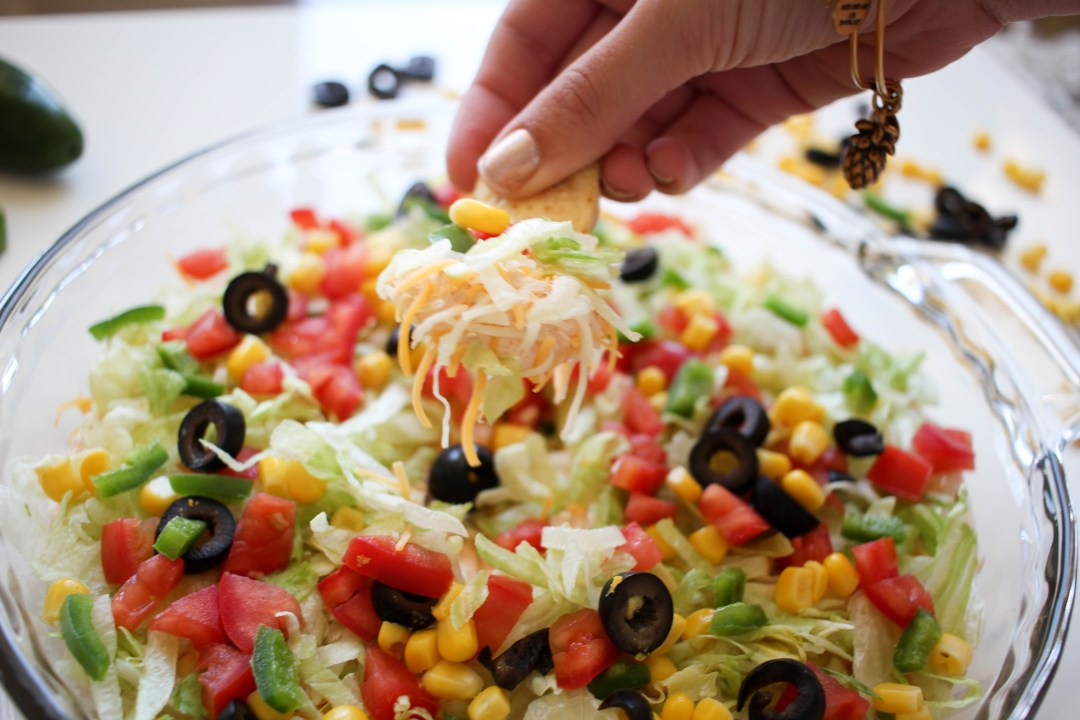 Easy Taco Dip | Twinspiration