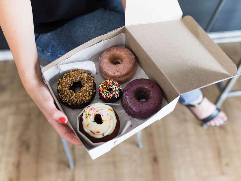 Sweet Eats: Fonuts   Twinspiration