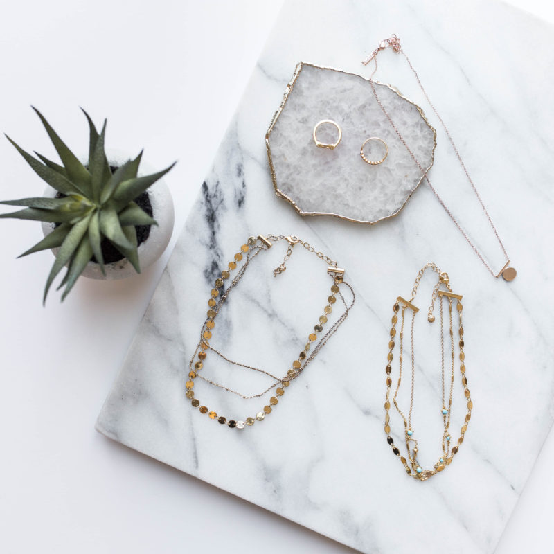 Favorite Everyday Jewelry | Twinspiration