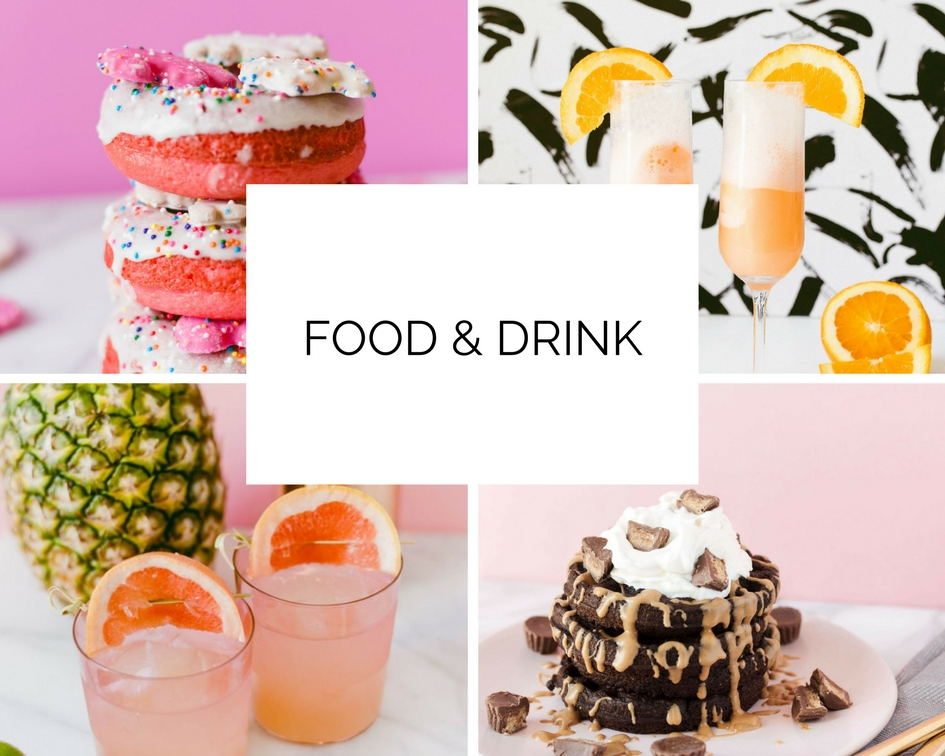FOOD & DRINK | Twinspiration