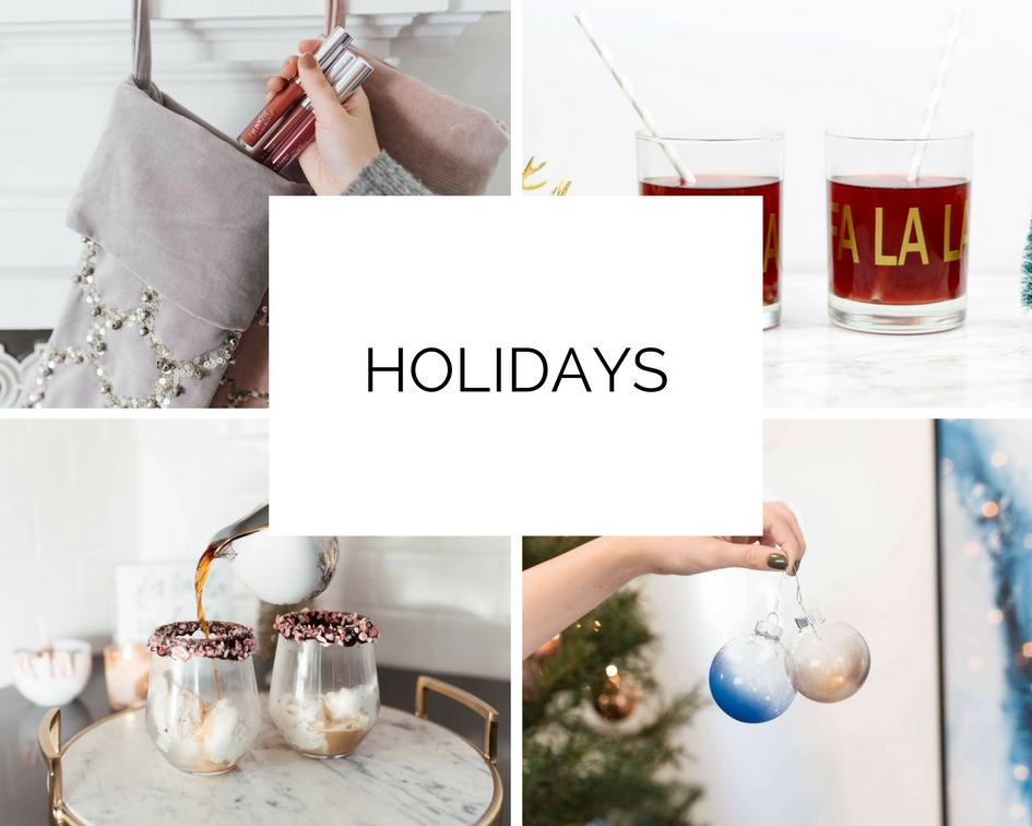 HOLIDAYS | Twinspiration