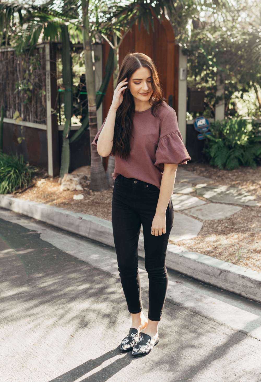 How to Wear the Bell Sleeve Trend | Twinspiration
