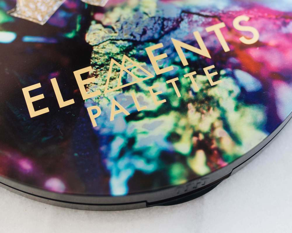Urban Decay Elements Eyeshadow Palette Review + Swatches | Twinspiration
