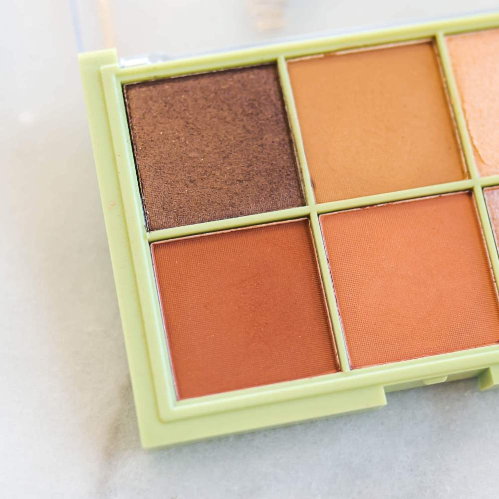 Pixi Beauty Let's Talk Eyeshadow Palette Review + Swatches | Twinspiration