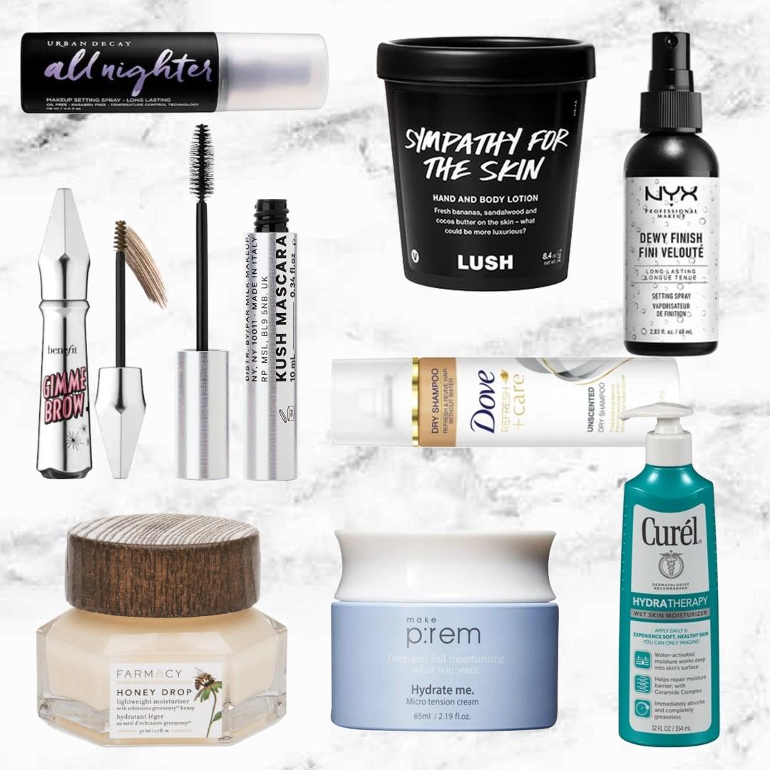 Beauty Product Empties | April 2019
