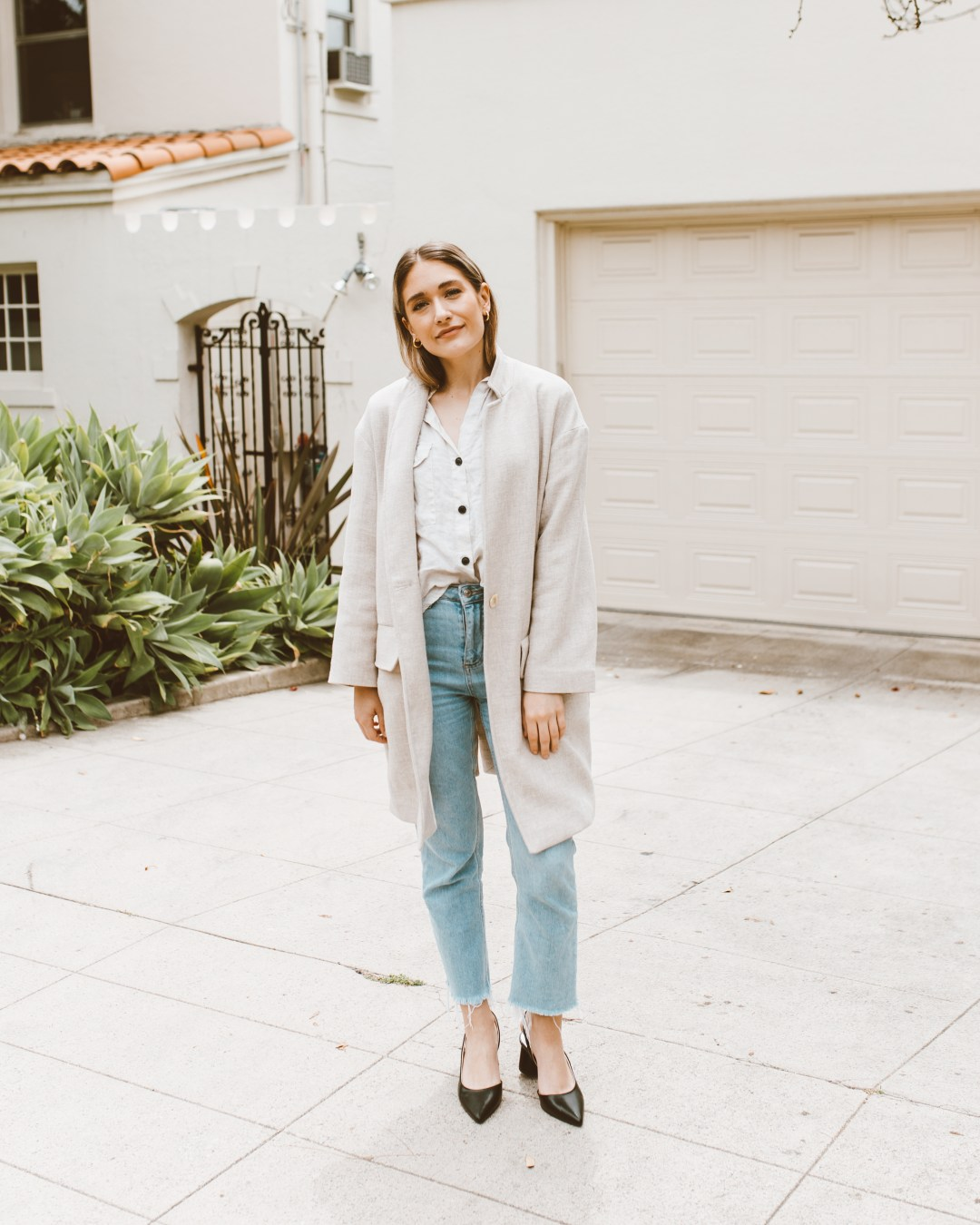 Why You Need Linen In Your Spring Wardrobe | Twinspiration
