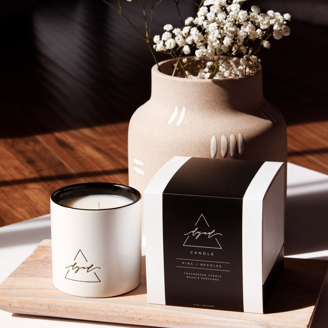 Introducing Dyad Candle | Twinspiration