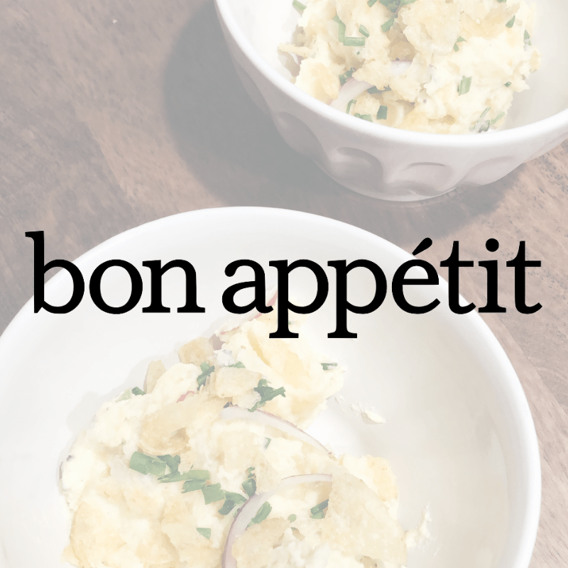 Best Bon Appétit Recipes | Twinspiration