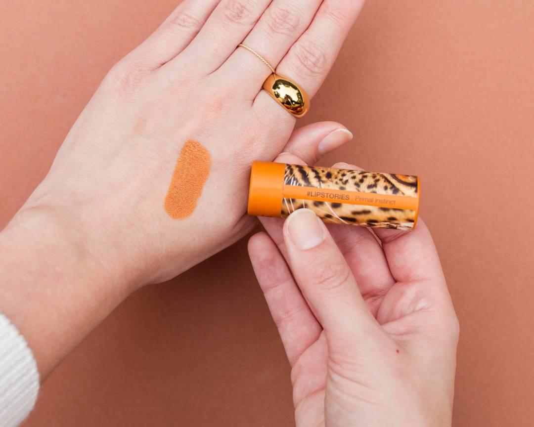 Sephora Collection #LIPSTORIES Natural Wonders Lipstick Review + Swatches