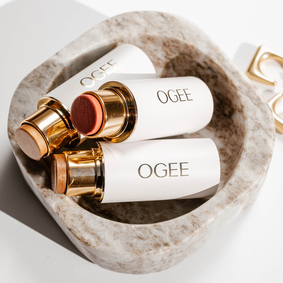 Ogee Sculpted Face Sticks Review + Swatches | Twinspiration