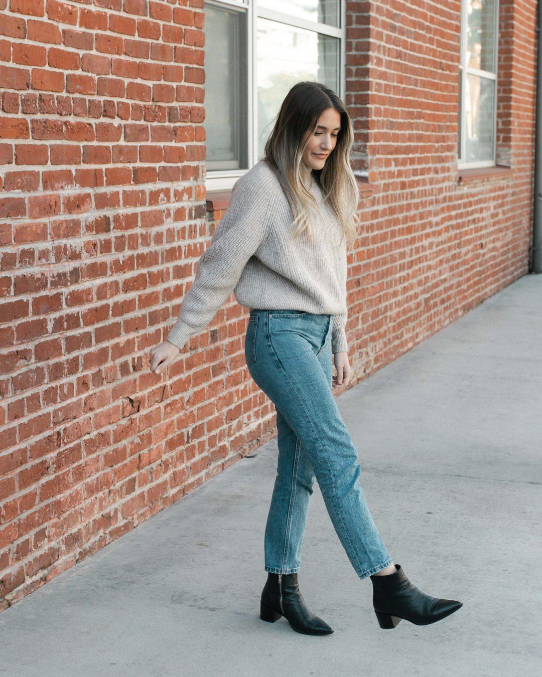 Go To Cozy Winter Look | Twinspiration