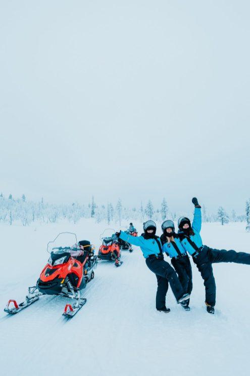 an Inghams Lapland adventure