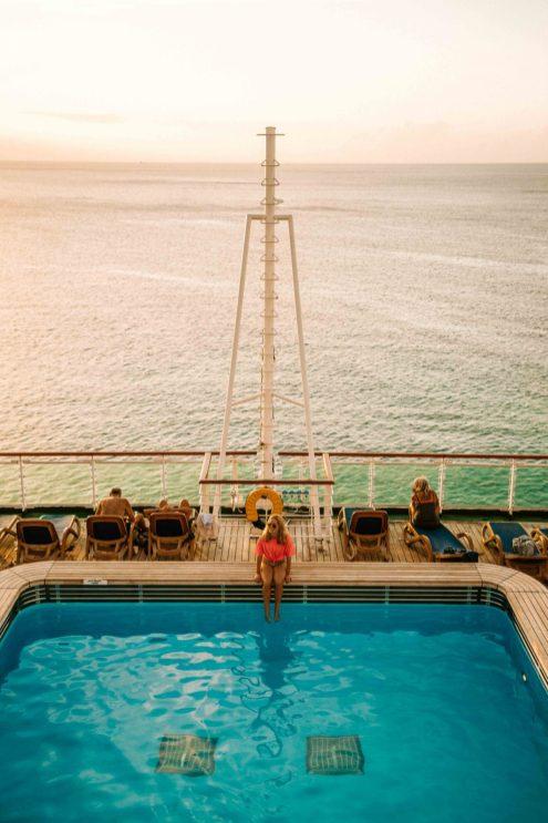 caribbean cruise p&o