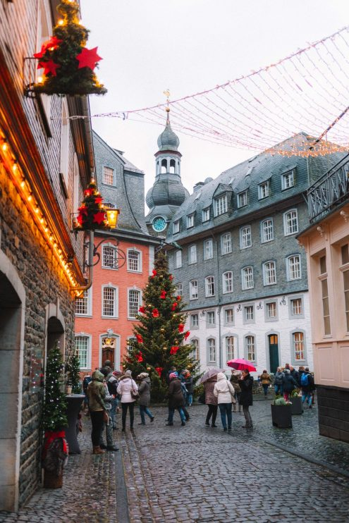 Monschau Christmas Markets: everything you need to know