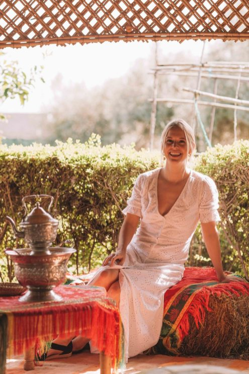 visiting marrakech as a female traveller