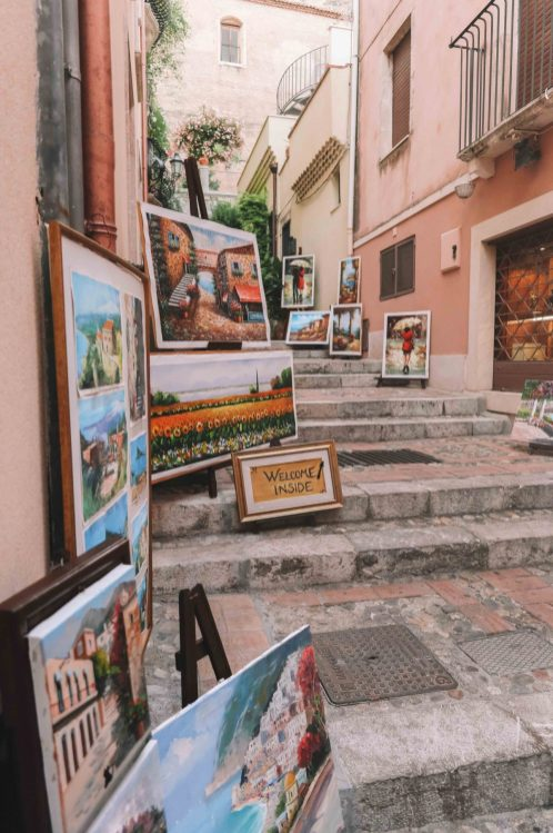 things to do in taormina, sicily