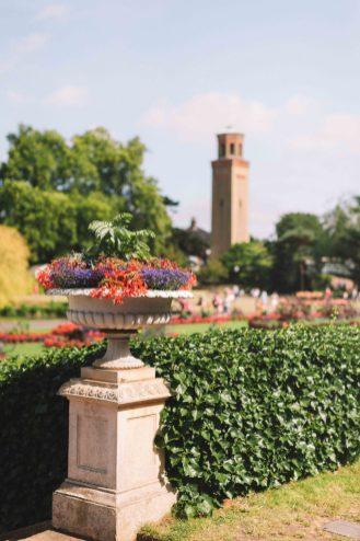 kew palace and gardens