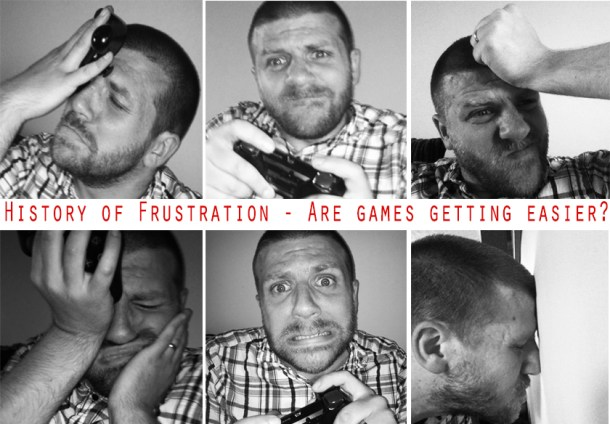 History of Frustration