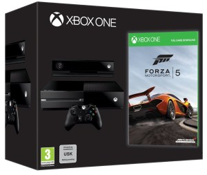 Lots of bundles available - including this one with Forza 5!