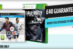 GAME TO OFFER £40 TRADE ON SELECTED GAMES WHEN YOU UPGRADE TO NEXT GEN
