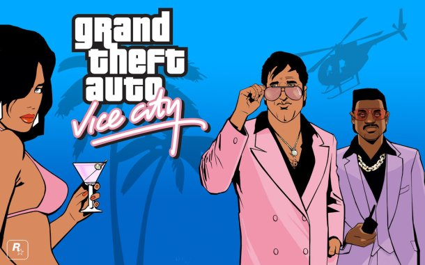 Bright, colourful, drug fueled excess! Welcome to the 80s. Welcome to Vice City