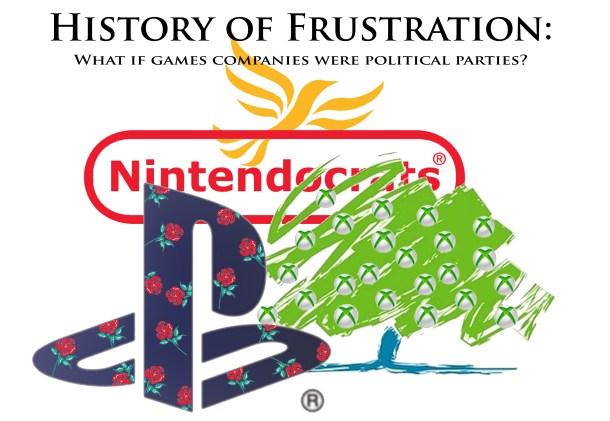 History of frustration politics