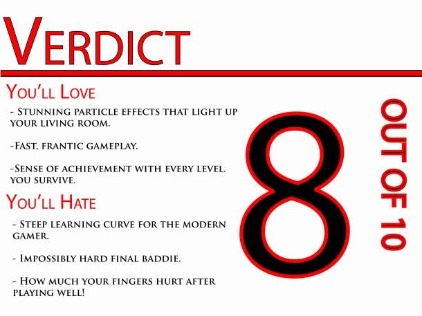 Verdict template