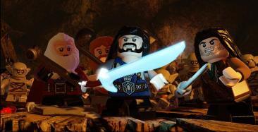 lego hobbit 2
