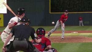 Robinson, Shane pitching 080815