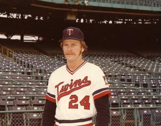 Bill Campbell (courtesy of the Minnesota Twins)