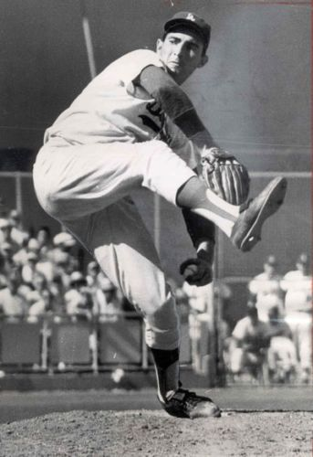Sandy Koufax - World Series MVP