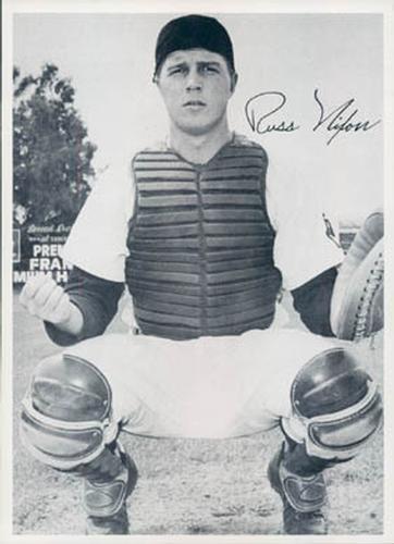 Russ Nixon in 1957