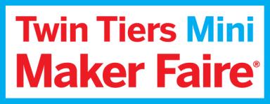Twin Tiers Mini Maker Faire logo