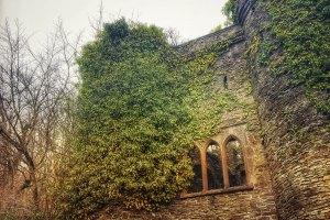 Sham Castle at Heywood Demesne, Ballinakill