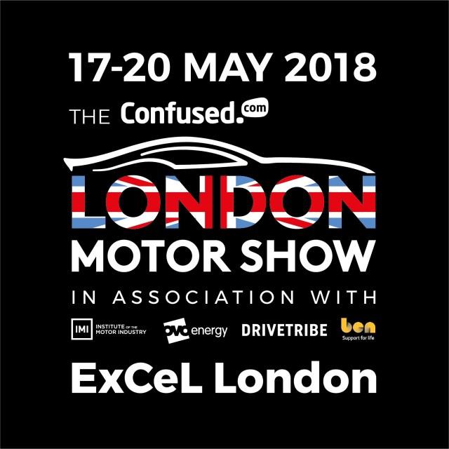 London Motor Show 2018