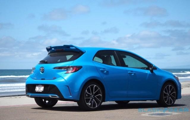 2019 Toyota Corolla – Hatchback