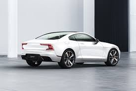 POLESTAR 1: a new electric rising star from Volvo