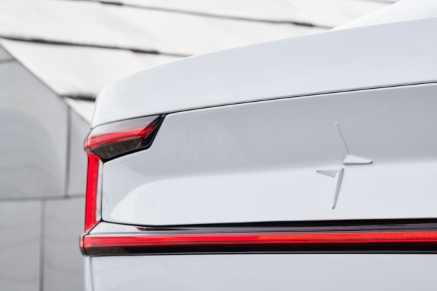INVITATION TO THE ONLINE REVEAL OF POLESTAR 2