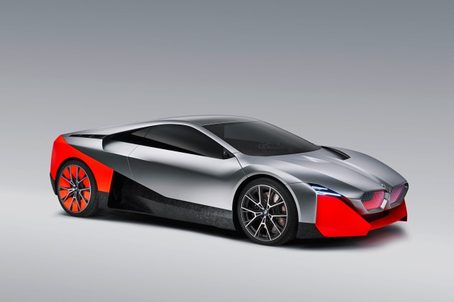 BMW Vision M NEXT – A glimpse of future