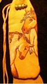 Horses - medium fringed - Kyla Allen