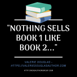 Selling books…
